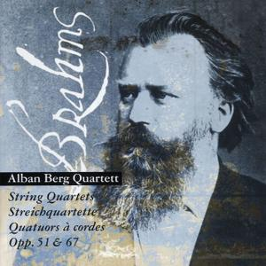 Alban Berg Quartett - Brahms: String Quartets, Opp. 51 & 67 (1993)