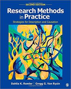 Research Methods in Practice: Strategies for Description and Causation Second Edition