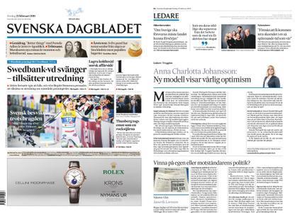 Svenska Dagbladet – 22 februari 2019