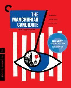 The Manchurian Candidate (1962) + Extras [The Criterion Collection]