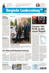 Kölnische Rundschau Rheinisch-Bergischer Kreis – 27. November 2020
