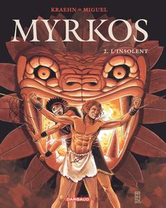 Myrkos - Tome 2 - L'Insolent