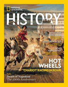 National Geographic History - May 2021