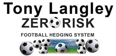 Tony Langley - Football Hedging System