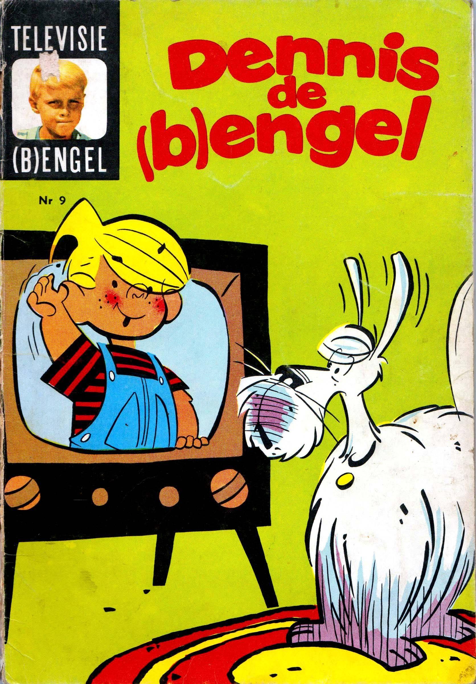 Mad  Diversen  Dennis Zuid-Nederlandse Uitgeverij - 09 - De Tijgerkat cbr