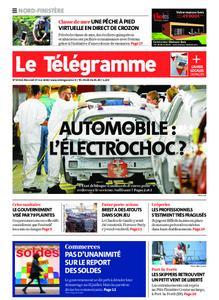 Le Télégramme Landerneau - Lesneven – 27 mai 2020