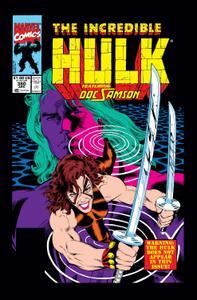Incredible Hulk 380 1991