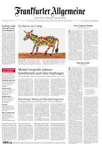 Frankfurter Allgemeine Zeitung - 28 Mai 2021