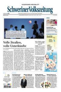Schweriner Volkszeitung Hagenower Kreisblatt - 28. Juli 2018