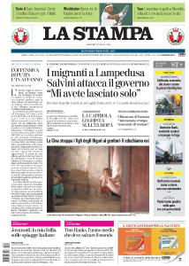 La Stampa Torino Provincia e Canavese - 7 Luglio 2019