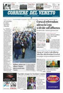 Corriere del Veneto Padova e Rovigo - 15 Ottobre 2017