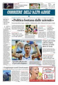 Corriere dell'Alto Adige - 28 Luglio 2018