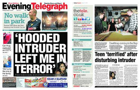 Evening Telegraph First Edition – January 16, 2018
