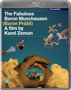 The Fabulous Baron Munchausen (1962) Baron Prásil [Restored]