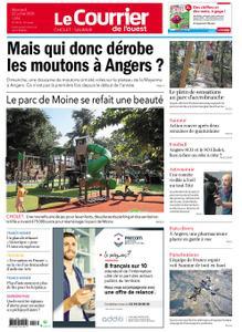 Le Courrier de l'Ouest Cholet – 22 juillet 2020