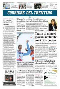 Corriere del Trentino - 18 Marzo 2018