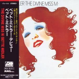 Bette Midler - The Divine Miss M (1972) [1990, Japan]