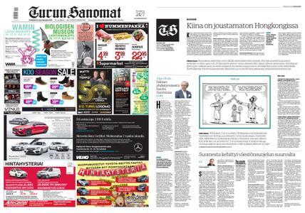 Turun Sanomat – 15.11.2019