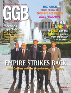 Global Gaming Business - October 2020
