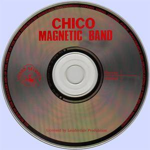 Chico Magnetic Band - s/t (1971) {2002 Lizard}