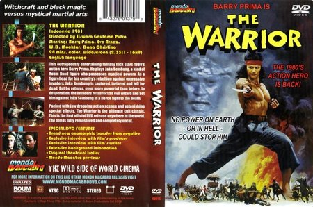 The Warrior (1981) Jaka Sembung [Mondo Macabro]
