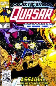 Captain America v1 398c Quasar 32