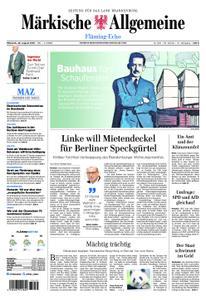 Märkische Allgemeine Fläming Echo - 28. August 2019