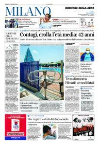 Corriere della Sera Milano – 22 agosto 2020