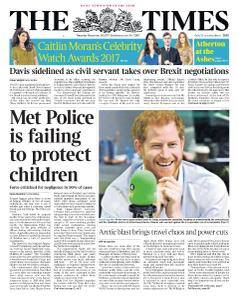 The Times - 28 December 2017
