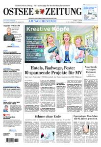 Ostsee Zeitung Wolgast - 12. Januar 2019