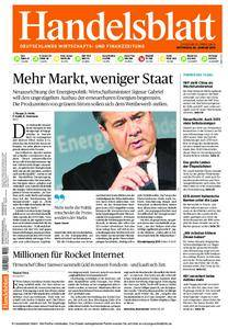 Handelsblatt - 20. Januar 2016