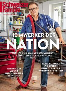 Schweizer Familie - 7 Mai 2020