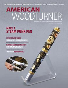 American Woodturner - April 2021