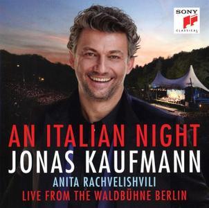 Jonas Kaufmann, Jochen Rieder, Rundfunk-Sinfonieorchester Berlin - An Italian Night (2018)