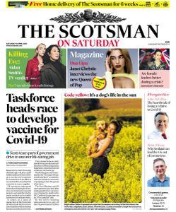 The Scotsman - 18 April 2020