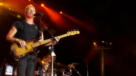 The Police Certifiable Live In Buenos Aires 2008