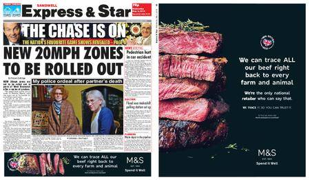 Express and Star Sandwell Edition – May 02, 2018
