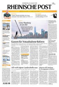 Rheinische Post – 29. August 2019