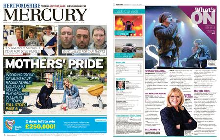 Hertfordshire Mercury – August 29, 2019