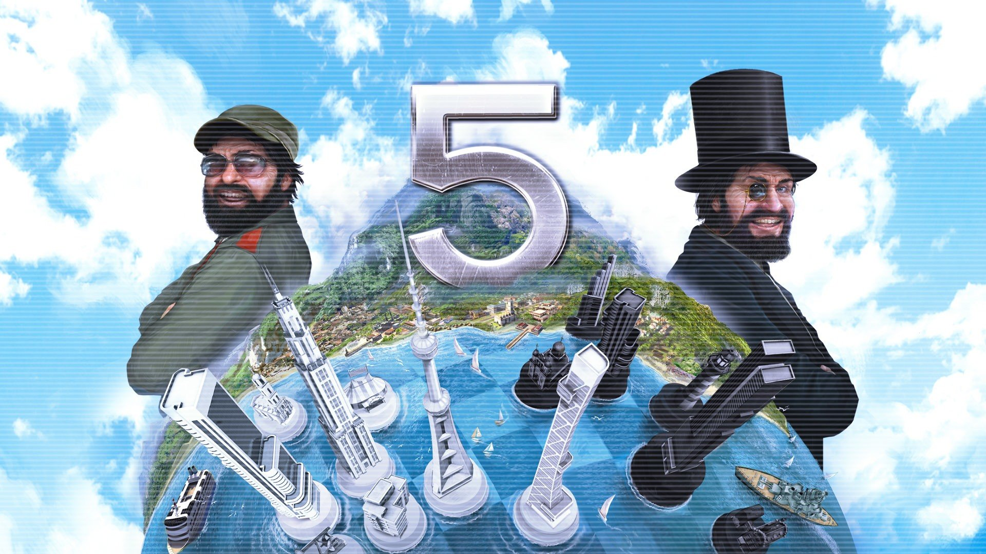 Tropico 5 - Complete Collection (2016)