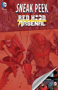 DC Sneak Peek - Red Hood-Arsenal 2015 Digital