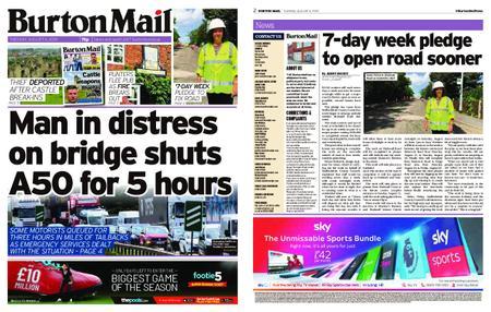 Burton Mail – August 06, 2019