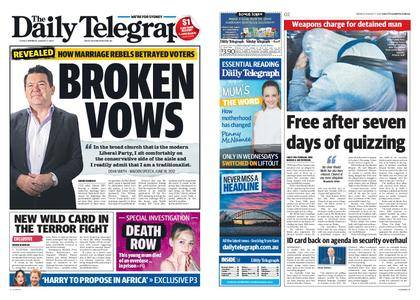 The Daily Telegraph (Sydney) – August 07, 2017