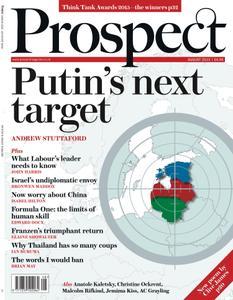 Prospect Magazine - August 2015
