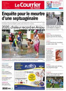 Le Courrier de l'Ouest Angers – 06 janvier 2021