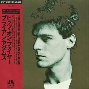 Bryan Adams - Hits On Fire (1988) [Japan 1st Press] 2CD Album Set