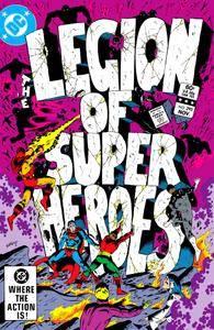 Legion of Super-Heroes 293 digital LP