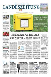 Schleswig-Holsteinische Landeszeitung - 19. September 2019