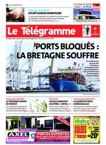 Le Télégramme Quimper – 18 janvier 2020