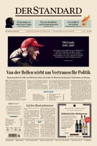 Der Standard – 22. Mai 2019